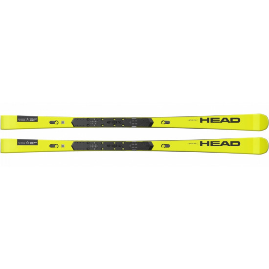Горные лыжи WC Rebels e-Speed Pro WCR 14  YELLOW/BLACK