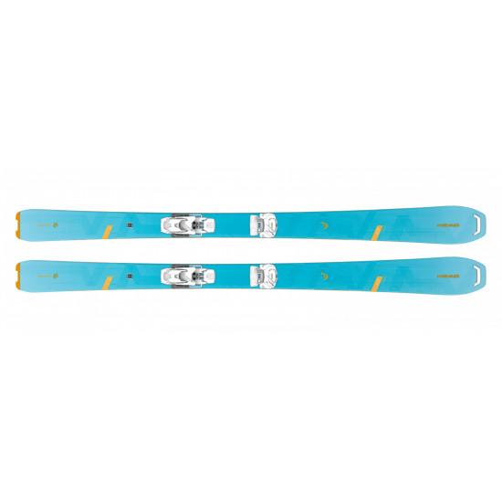 Комплект Wild Joy + ATTACK² 12 GW BRAKE 95 [A] (315668+114136) (горные лыжи+крепления гл) turquoise/orange